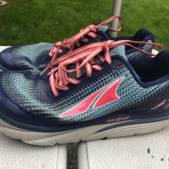 Altra Torin 3 Womens Bluecoral Running